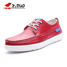 2016 Men Casual Shoes Fashion Brand Men British Style Breathable Lace Up Full Grain Leather Shoes Mens Shoes Casual(China (Mainland))