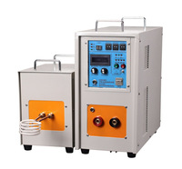 30KW 30 100KHz High Frequency Induction Heater Furnace ZN 30AB
