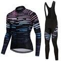 XS-3XL длинная одежда для велоспорта Джерси MTB Maillot Ciclismo Hombre велосипедные майки набор Мужская спортивная одежда для фитнеса SA03