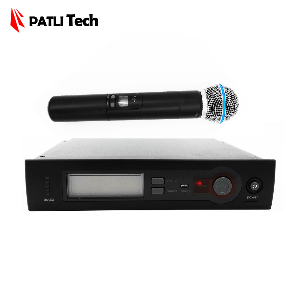 Best UHF Wireless Microphone System Wireless Microphone System, Karaoke Home Outdoor Party Equipment, high quality sound voice