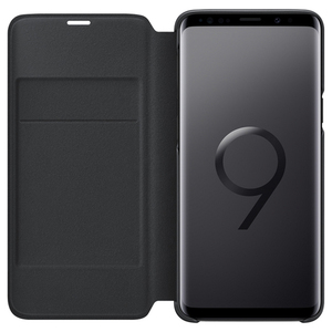 Image 4 - Original Samsung LED Cover Protection Cover Phone Case For SAMSUNG Galaxy S9 G9600 S9+ Plus G9650 Sleep Function Card Pocket