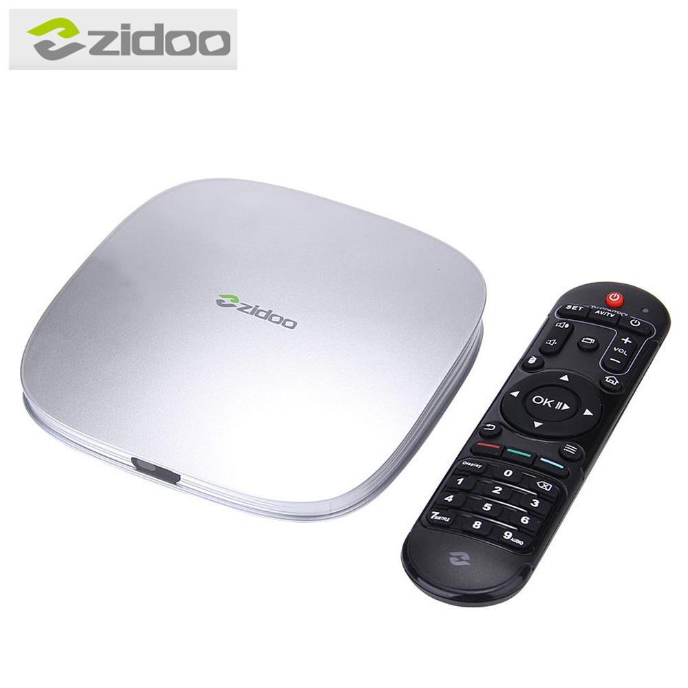 New Drivers: Zidoo X5 TV Box