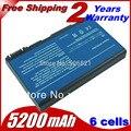 JIGU laptop battery for Acer Aspire 3100 5100 9110 series BATBL50L6 BATCL50L6 5102WLMI Free shipping