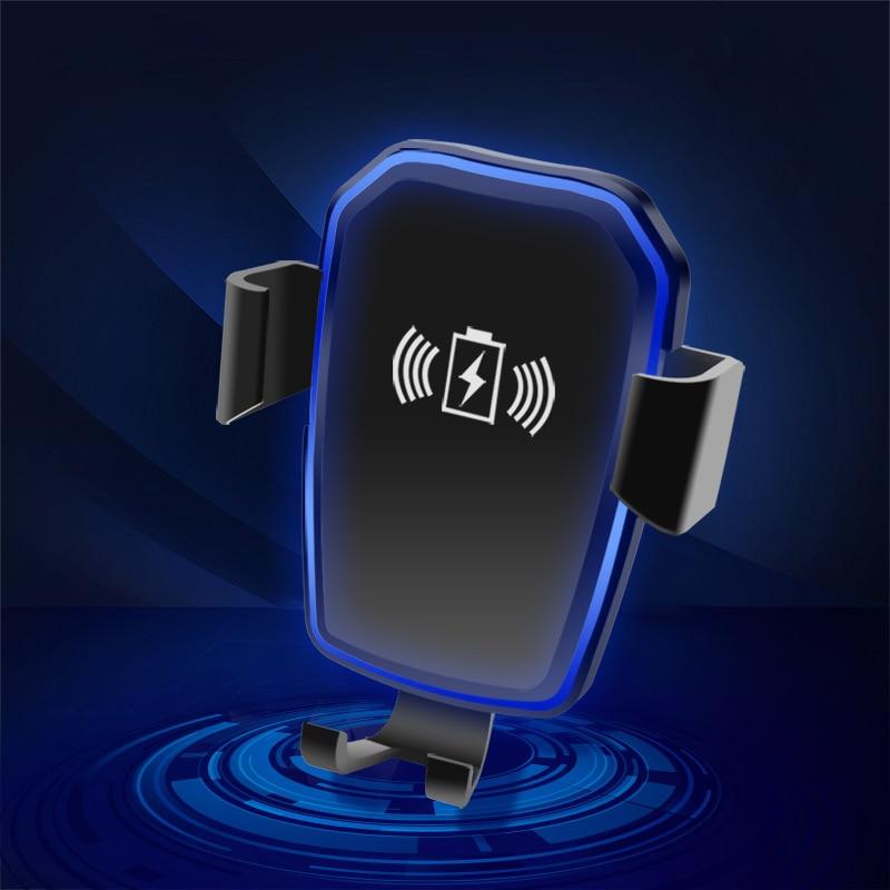 CinkeyPro Wireless Autoladegerät für iPhone X 8 XS Samsung XiaoMi - Handy-Zubehör und Ersatzteile - Foto 4