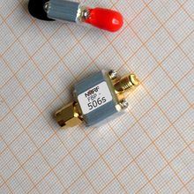 Free shipping FBP-506s 506 MHz RF coaxial bandpass SAW filter 1dB bandwidth 7MHz SMA interface 503-510MHz sensor