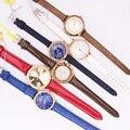 Распродажа! Японские кварцевые часы Mov't  мужские часы Melissa Julius Royal Crown  часы из натуральной кожи  нержавеющая сталь  специальное предложение