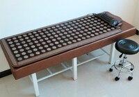 2015 Electric Heating Massage Mattress tourmaline Stone Mattress beauty Mattress Therapy spa,Tourmaline Mat For Sale 0.7X1.6M