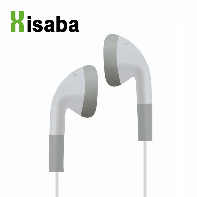 xisaba 3.5mm Jack Noise Isolating Earphone Wired In-Ear Stereo Headset Piston Earbuds Universal For Xiaomi IPhone Samsung S6 Mp3 dhl free 2pcs black white m6 pro universal 3 5mm wired in ear earphone noise isolating musician monitors brand new headphones