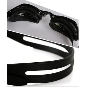 FDBRO водонепроницаемые очки для плавания противотуманные очки для близорукости гальванические плавательные очки с 150 ~ 700 градусов