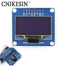 CNIKESIN Высокая quanlity мини hdmi экран SH1106 1.3 дюймов OLED модуль OLED дисплей модуль 12864 синий прямой контактный