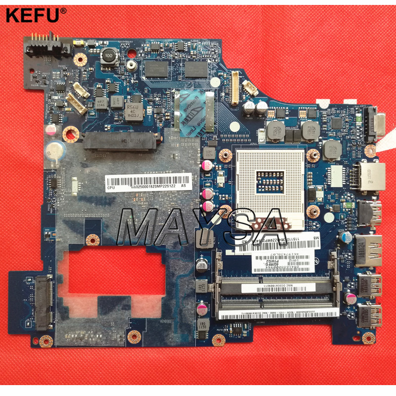 PIWG2 LA-6753P REV 1.0 System board fit for Lenovo G570 Laptop motherboard HM65 Chipset, with HDMI interface the laptop motherboard for lenove g570 piwg2 la 6753p non integrated full test free shipping