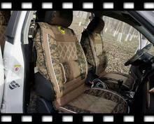 car seat covers canvas cushion set hunting forest for Chevrolet Blazer SPARK SAIL EPICA AVEO LOVA cruze Optra 560 610 630 730 CC scott spark 730 2017