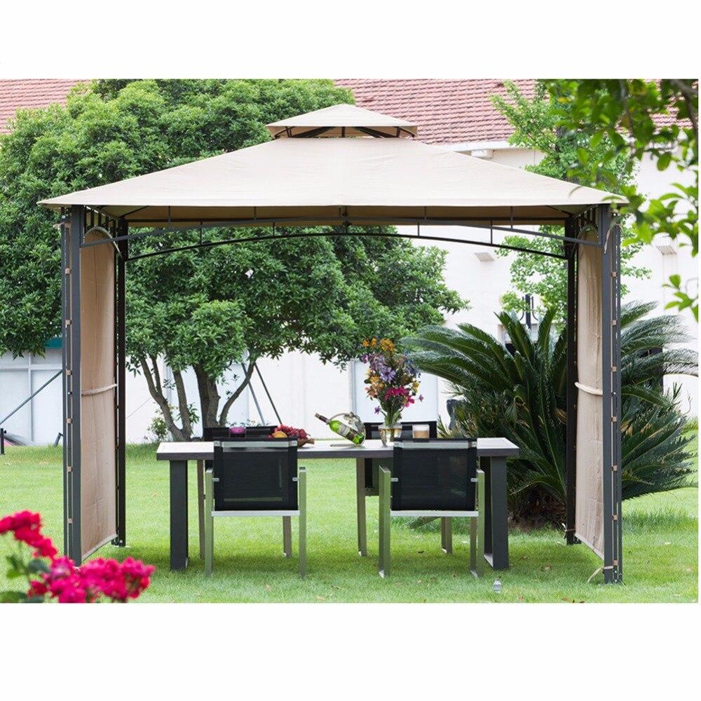 aliexpress com buy abba patio 10x10 ft outdoor art steel