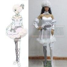 Anime Kuroshitsuji Negro Mayordomo Cosplay Ciel Phantomhive Circo muñeca lolita vestido de fiesta