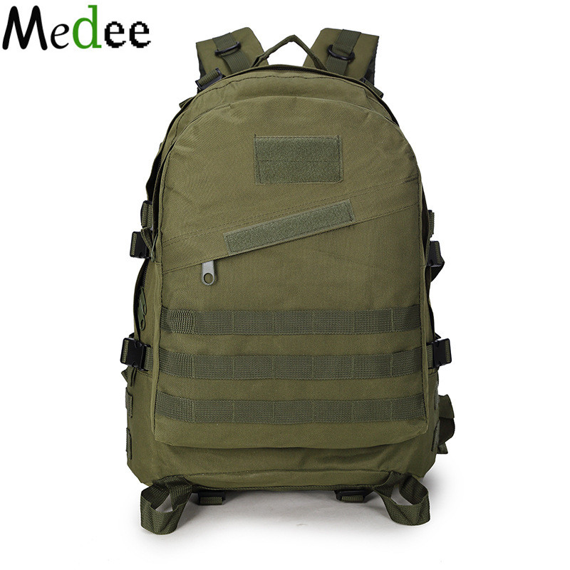 Large Capacity Notebook Backpack Camouflage Waterproof Cs 3d Mountaineering Package 40l Canvas Backpacks Sac A Dos Randonnee
