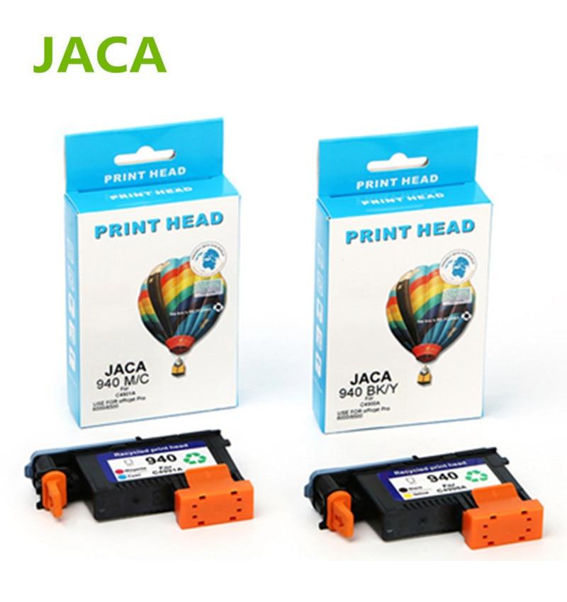 Hot sales 940 Printhead for HP940 print head printhead printer head for HP 940 C4900A C4901A for HP 8000 8500 printer 2 PC high quality new cn688 688 688a printhead for hp cn688a original print head for hp 3525 5525 4615 4625 3070 3070a printer head
