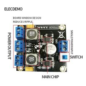 Image 2 - TPS5430 24V pozitif ve negatif 5V12V15V anahtarlama regülatörü güç kaynağı modülü kurulu tek güç çift güç kaynağı