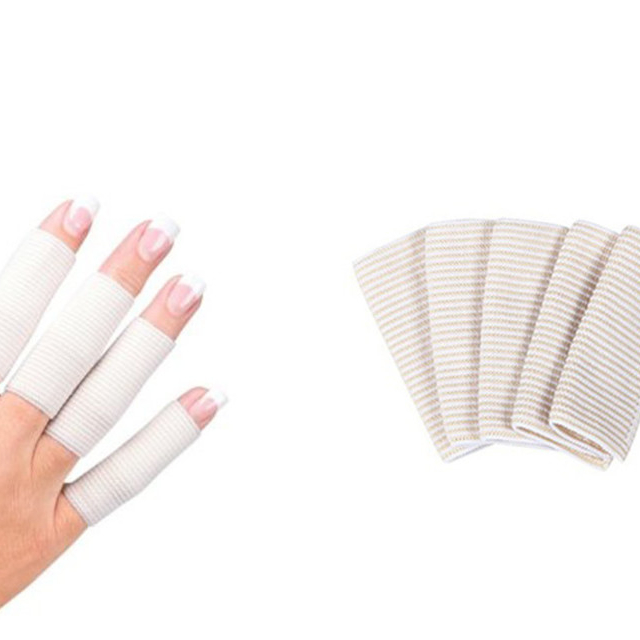 Set of 10 Arthritis Finger Best Quality Compression Sleeves