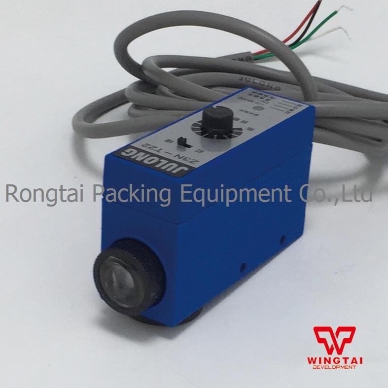 Z3N-T22 JULONG Sensor / Color Mark Sensor /  IP67 Photoelectric Switch DC10-30V   Red/Green Light Sources thyssen parts leveling sensor yg 39g1k door zone switch leveling photoelectric sensors