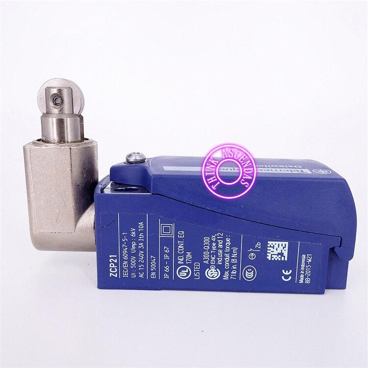 Limit Switch Original New XCKP2165G11 ZCP21 ZCE65 ZCPEG11 / XCKP2165P16 ZCP21 ZCE65 ZCPEP16 limit switch zcp21 xckp2154p16 xck p2154p16