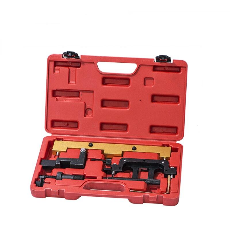 1 ensemble de Kit d'outils de distribution de moteur automatique pour BMW N42 46 46 T WE-A1055 outil de démontage spécial