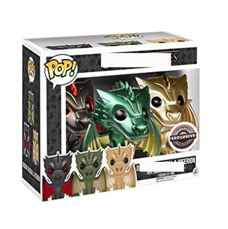 FUNKO POP Game Of Thrones Movie Collectible Model Toys Song Of Ice And Fire Vinyl Doll Birthday Gift 2019 Action Figure