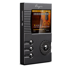 2016 Original Cayin Chispa N5 DSD HiFi Reproductor de Música Portátil de Música Lossless Reproductor de MP3 + Ranura Para Tarjeta TF Dual
