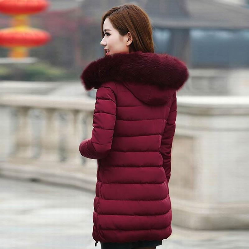 women winter coats women winter jacket women Womens Winter Jackets And Coats 2016 Thick Warm Hooded Down Cotton Padded Parkas For Women's Winter Jacket Female Manteau Femme (10)