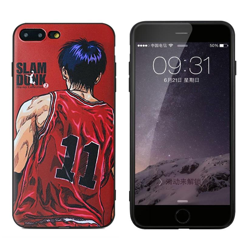 Funda de teléfono de la serie Slam Dunk de diseño de moda para - Accesorios y repuestos para celulares - foto 3
