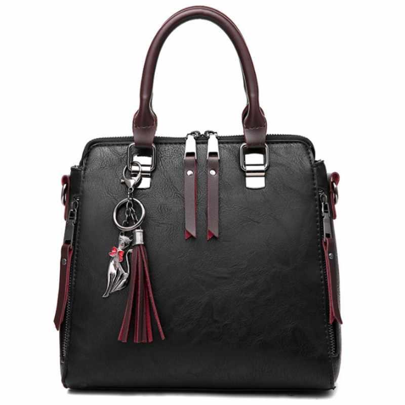 Женская сумка через плечо из 100% натуральной кожи, 2020