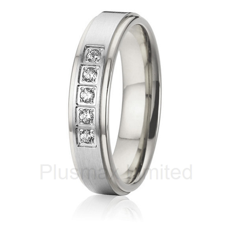 2016 anel masculino pure titanium offers a diverse selection of affordable wedding promise fashion rings for women anel feminino cheap pure titanium jewelry wholesale a lot of new design cheap pure titanium wedding band rings
