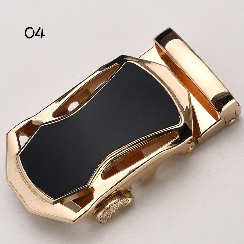 Many Style Luxury Brand Designer Men Belt Buckle Male Kemer Metal Automatic Buckle Heads High Quality Gold Horses Buckles Goods Of Every Description Are Available Apparel Accessories