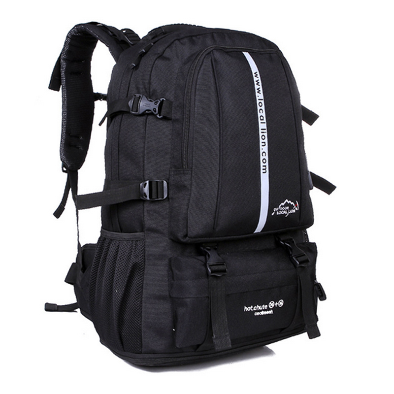 H824 Free shipping sport bag backpack trip to waterproof outdoor climbing mountain hiking, camping backpack women and men 50L blog flashlight outdoor 5led pocket strong waterproof 8 hours to illuminate mountain climbing camping p004
