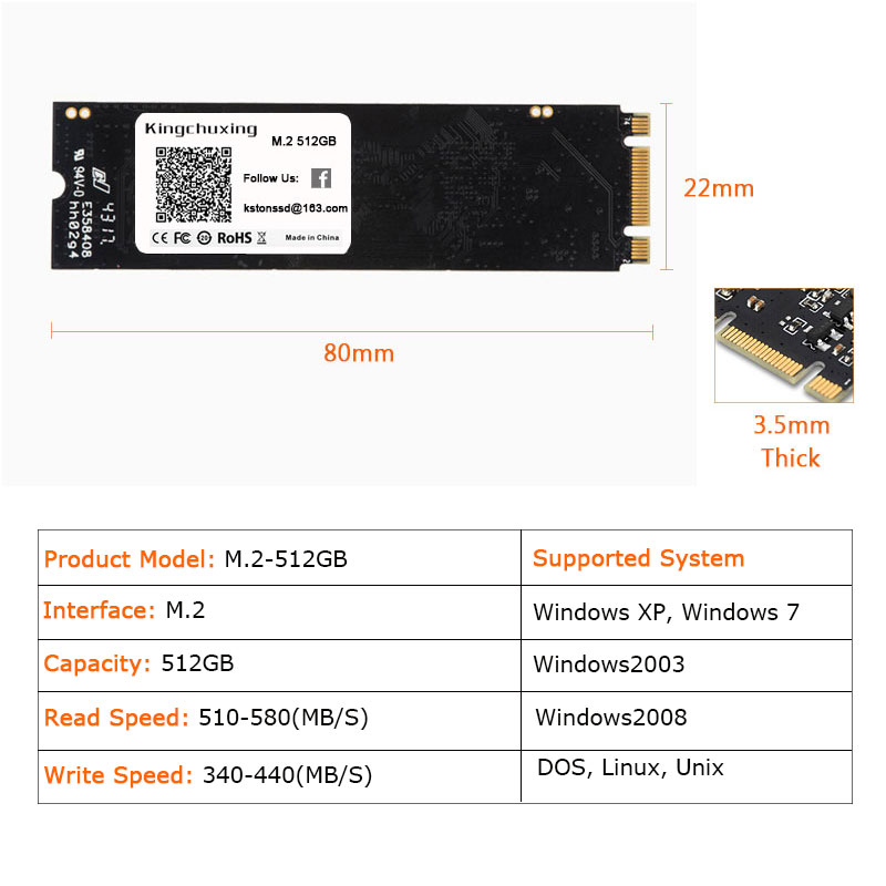 2280M.2-512GB