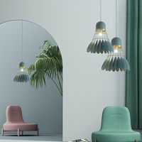 Suspension Luminaire : Volant de Badminton 4