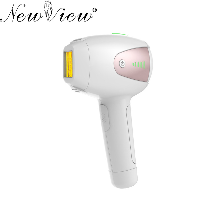 NewView Laser Epilator IPL Permanent Laser Hair Removal Home Bikini Trimmer Electric