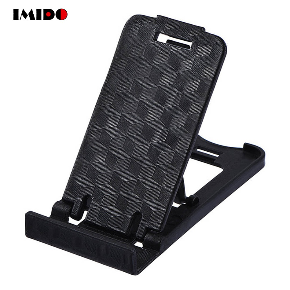 IMIDO Mini Mobile Phone Holder Simple Universal Foldable Phone Stander For iPhone X For Samsung Galaxy For Xiaomi Support Stents mobile phone