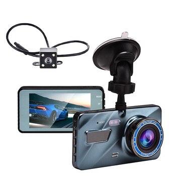 """Κάμερα hd dvr καταγραφής αυτοκινήτου με οθόνη 3.6"""" με ευρυγώνιο φακό και νυχτερινή λήψη"""