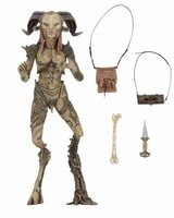 Movie NECA Pans Labyrinth El Laberinto del Fauno Faun PVC Action Figure Collectible Model Toys 9inch