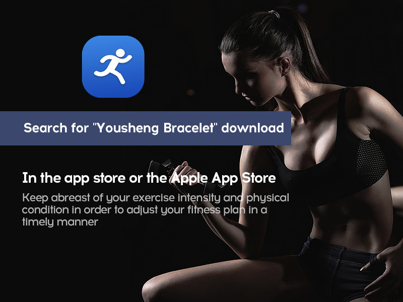 LYKRY A6S Smart Bracelet Fitness Tracker Heart Rate Blood Pressure Monitor Smart Band IP67 Waterproof Sports For Android IOS+Box (1)