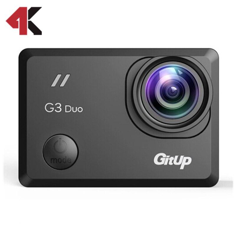 GitUp G3 Duo 2 K Sport Caméra avec Personnalisé NDVI Lentille Pro Emballage pour Mapping Survey 2017 Nouvellement Venue Livraison gratuite