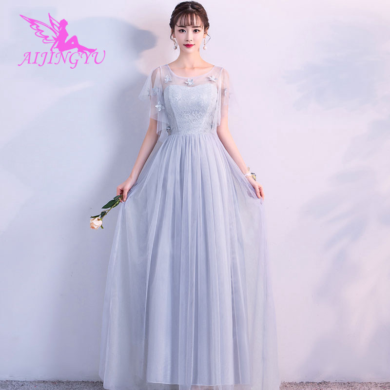 2018 sexy wedding party bridesmaid dresses short formal dress BN547