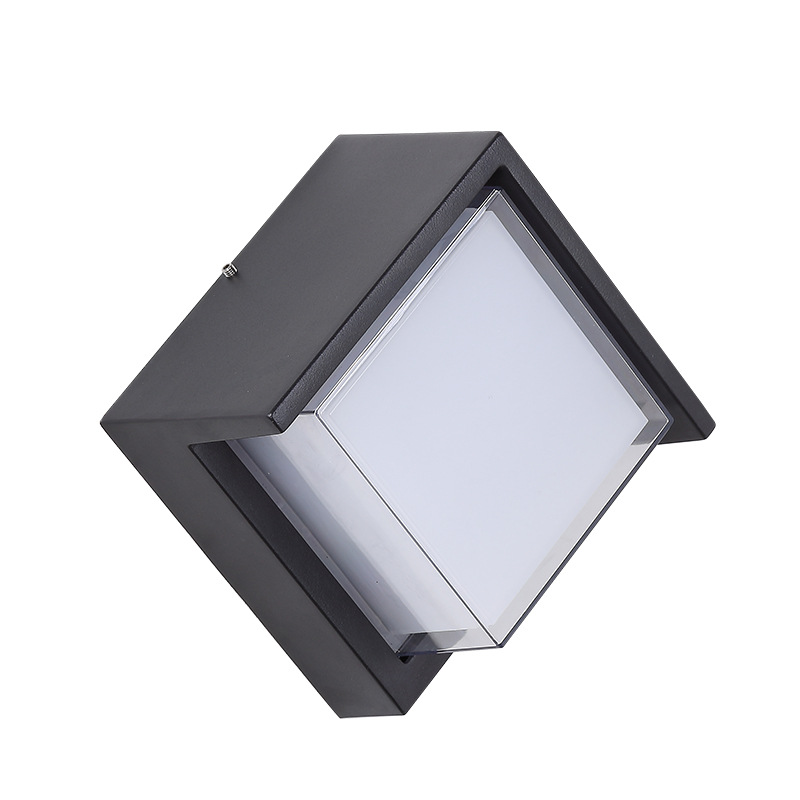 Outdoor Waterproof Wall Lamp IP65 12W AC90-260V LED Wall Light Indoor Decoration