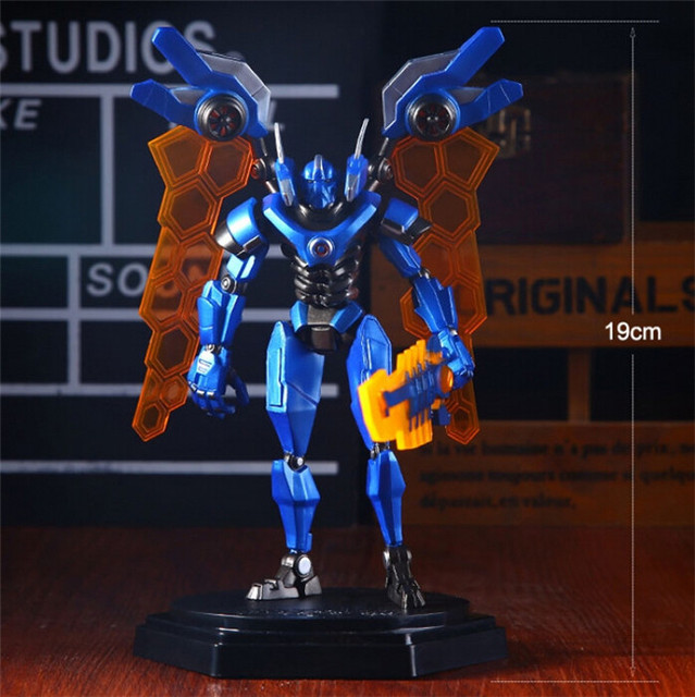 LOL 19cm Figure Aatrox The Darkin Blade PVC 7.5'' Anime LOL Action Figure  Deluxe