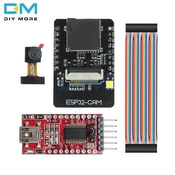 TTGO T-diario ESP32 módulo de cámara Placa de desarrollo OV2640 SMA Wifi  inteligente casa Placa de