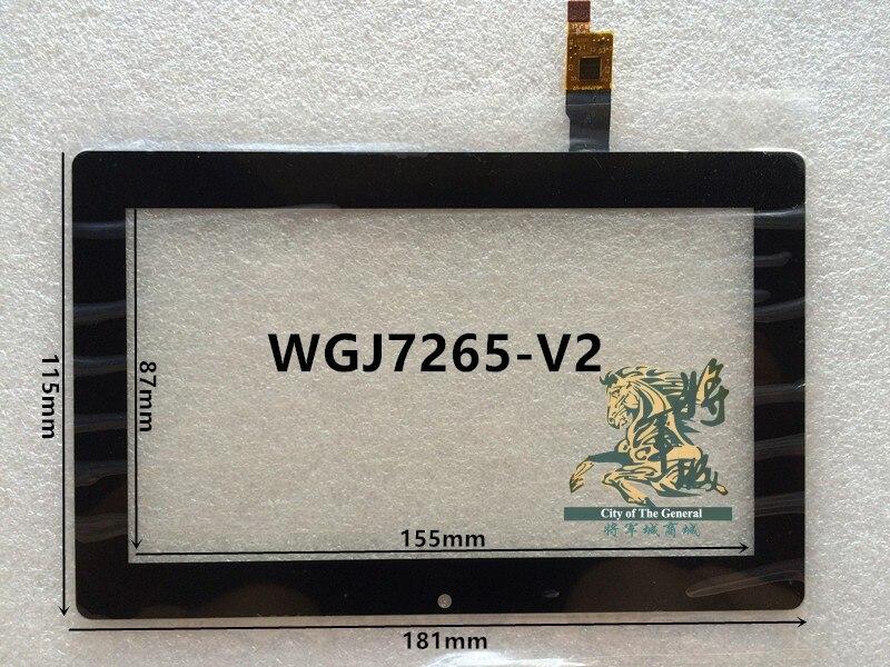 GENCTY For 7 inch WGJ7265-V2 W-B