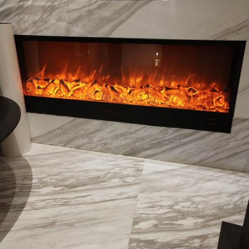 Free Shipping To Canada 220v Electric Fireplace Insert Yn 800 In