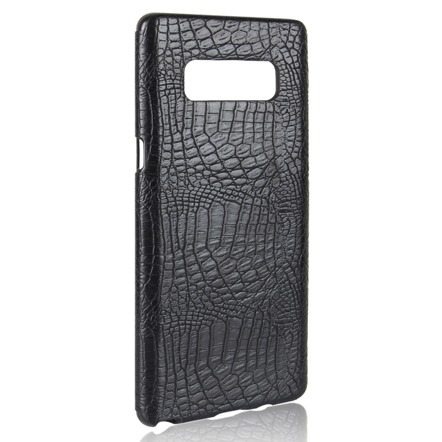 For Samsung Galaxy Note 8 Case 5.7inch Luxury TPU Soft Crocodile Skin Cover For Samsung Galaxy Note8 Phone Bag Cases