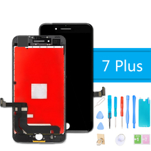 AAA+ Quality LCD Display Screen for iPhone 7 Plus AAA Digitizer Assembly Replacement + Tool
