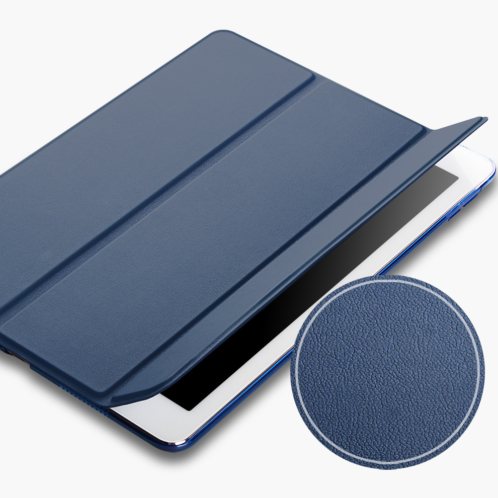 Case for New iPad Pro 10 5 inch 2017 ZVRUA YiPPee Color Ultra Slim PU leather Smart Cover Case Magnet wake up sleep for Pro10 5 in Tablets e Books Case from Computer Office